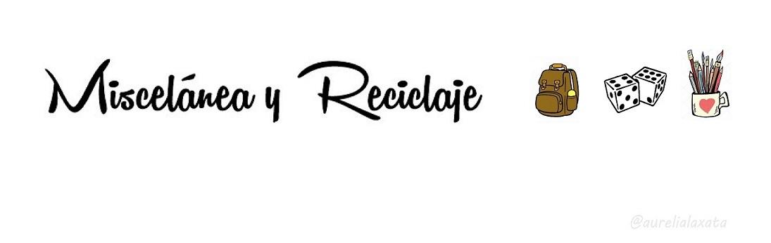 Miscelanea y Reciclaje