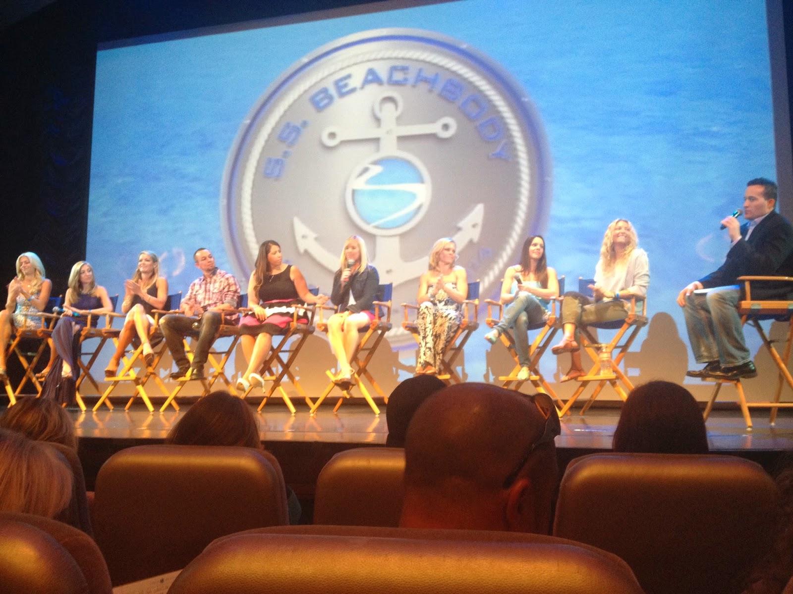 Top 10 2014 Success Club Trip Panel Discussion