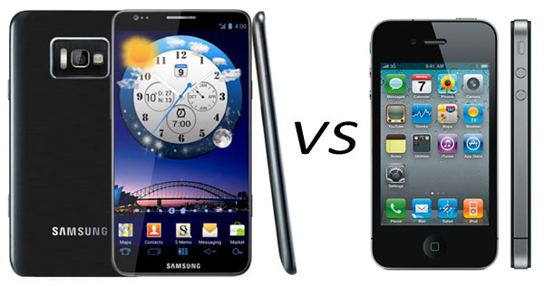 Samsung VS Apple