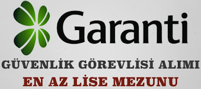garanti-is-ilanlari