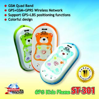 GPS Kids Phone ST-301 bandung