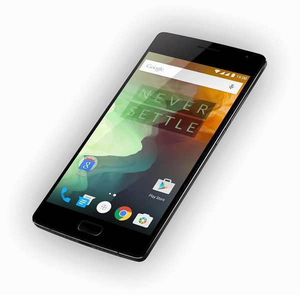 OnePlus 2 (Dual SIM) launched: 5.5-inch Full HD screen, fingerprint scanner and Oxygen OS