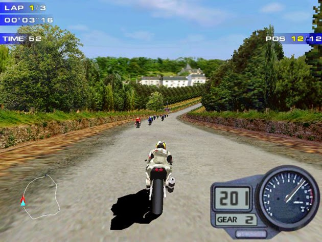 Moto Racer 2 Game PC Download Full  Version