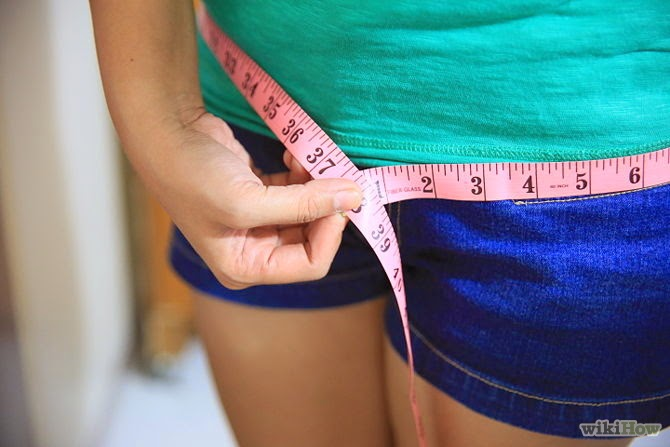 Cómo medirte tu misma para vestir Jeans
