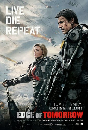 Film Edge of Tomorrow 2014 di Bioskop