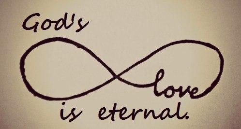 Kasih Allah tetap untuk selama-lamanya