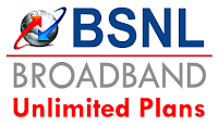 BSNL Broadband BB Unlimited Plans