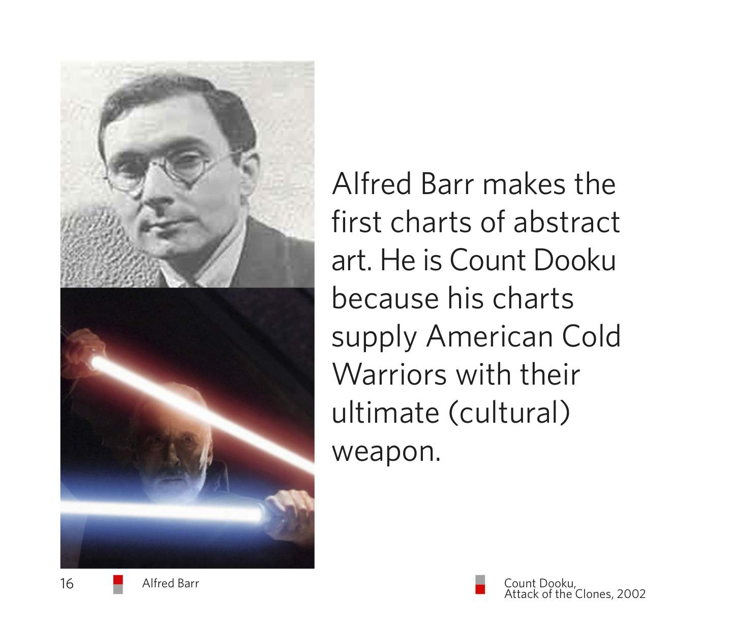 star wars modern star wars modernism episode iv the hope of alfred barr set up the first modern art history department and was the founding director of the moma the the show he organized cubism and abstract art