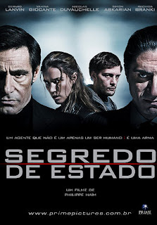 Segredo De Estado DVDRip XviD Dual Audio