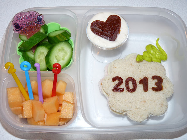 2013 new year easylunchboxes