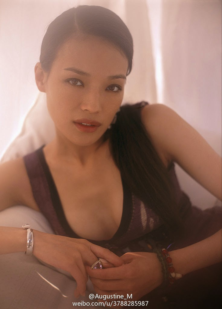 Shu qi chinese marvel