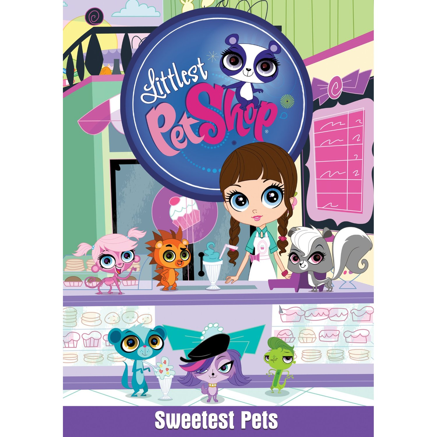 katie 39 s nesting spot littlest pet shop sweetest pets dvd review. Black Bedroom Furniture Sets. Home Design Ideas