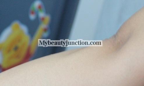 MuLondon White Chocolate Elbow, Knee and Heel Cream review