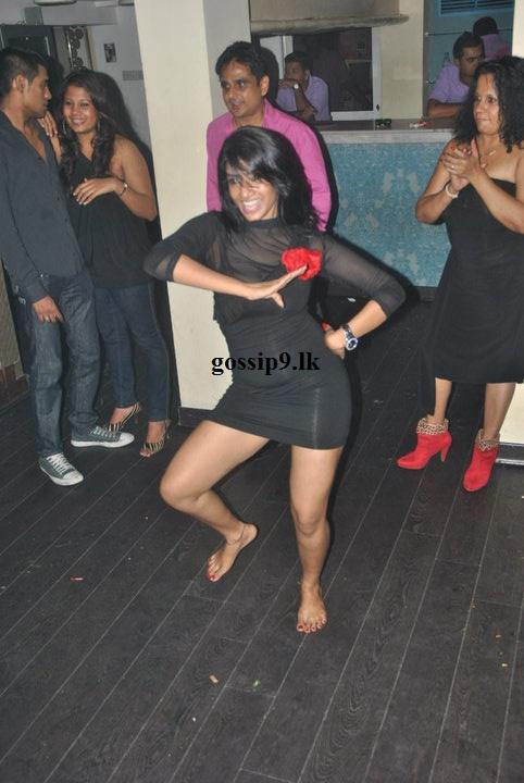 Actress Sri Lanka Birthday Party
