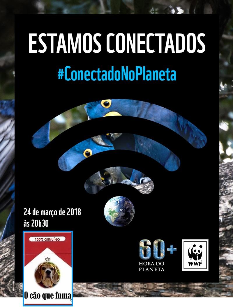 24 de março, 20h30: Planeta Terra