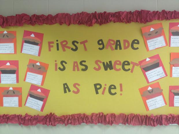 Thanksgiving Bulletin Boards Kindergarten Writing Vtwctr