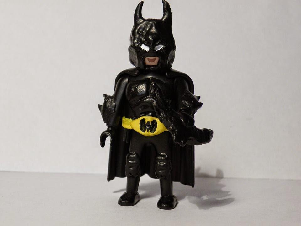 Concurso disfraces playmobil aun estais a tiempo no - Batman playmobil ...