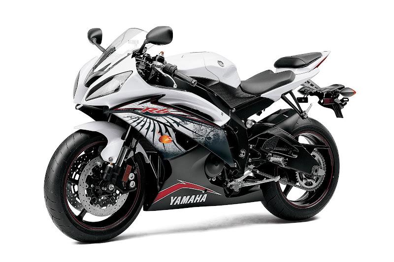 Gambar Yamaha YZF-R6 2012