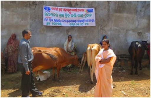 Tata Steel Supports Women at Gopalpur