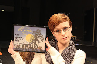Student Center Blog: William Peace University Readies for INTO THE WOODS!