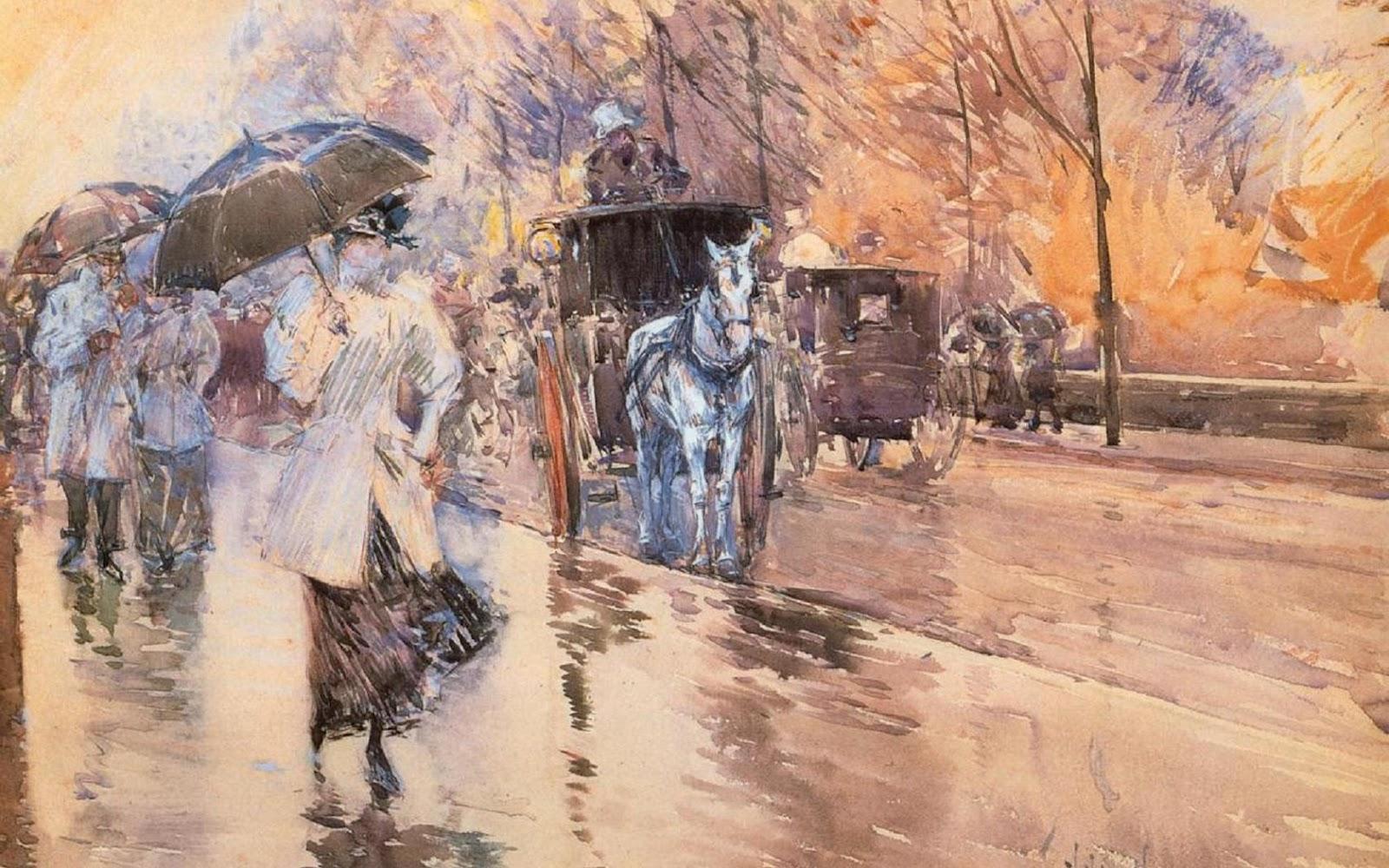 http://1.bp.blogspot.com/-dAImS2pFypc/T7pVFZe-4VI/AAAAAAAACKc/M3dF4Tg8ifs/s1600/frederick-childe-hassam-wallpaper-impressionism-rain-people-painting.jpg