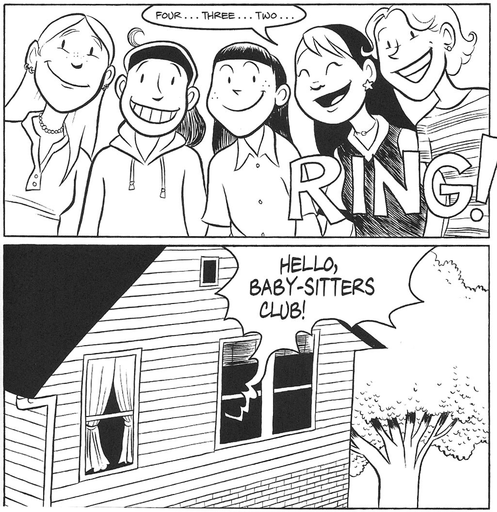 babysitters club coloring pages - photo#14