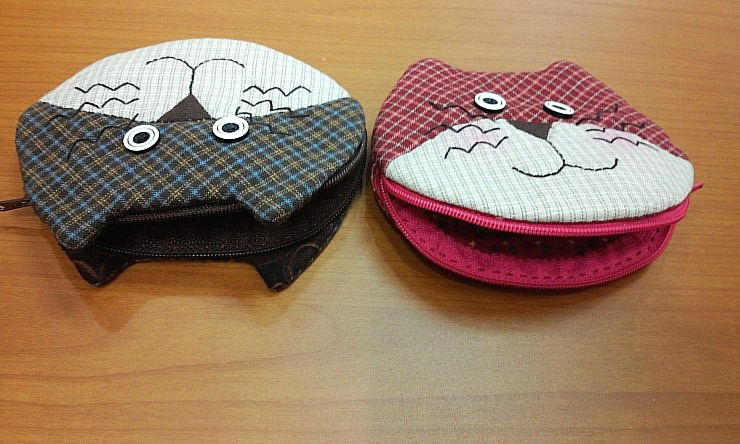 Diy Coin Purse No Sew Zipper Coin Purse Tuto...