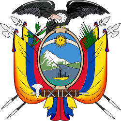 Escudo de ecuador 31 de octubre dia del escudo nacional for Logotipo del ministerio del interior