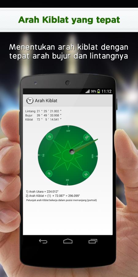 Apps Jadwal Puasa Ramadhan 2014 Untuk Android