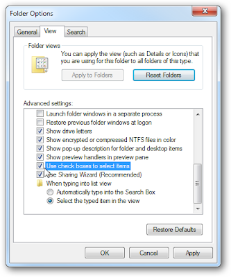 Top windows 7 Tips and Tricks