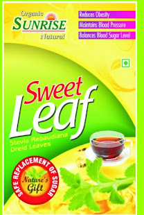ORGANIC SWEET LEAF