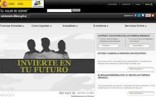 http://reclutamiento.defensa.gob.es/