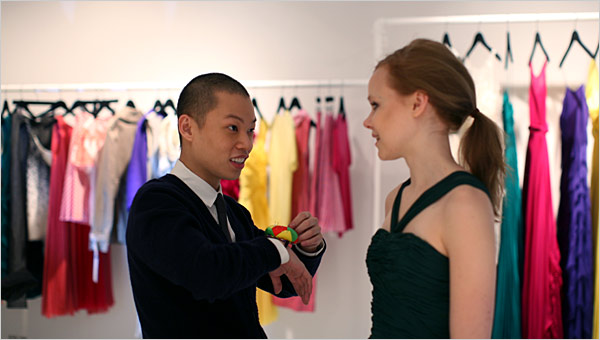 Jason wu best canadian fashion designer gossip styles for Jason wu fashion designer