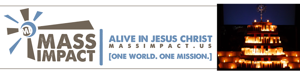 Mass Impact [Engaging the masses in the Holy Mass]