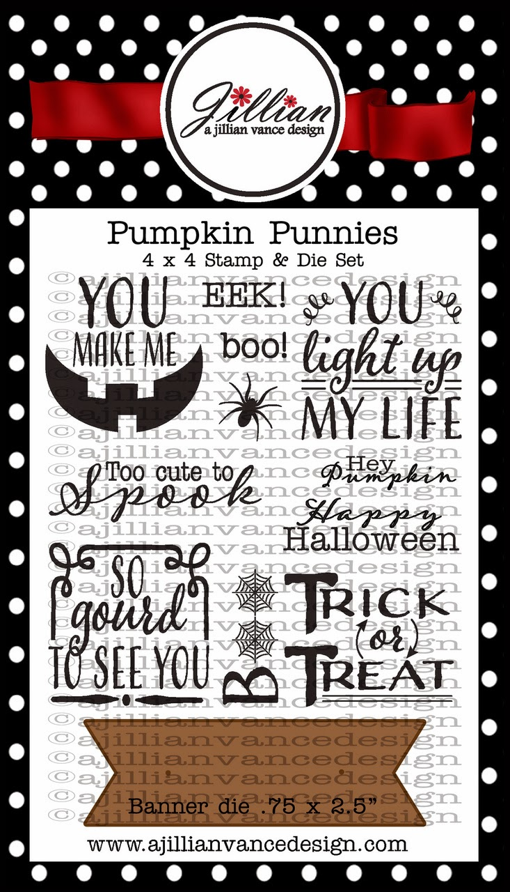 Pumpkin Punnies Stamp Set