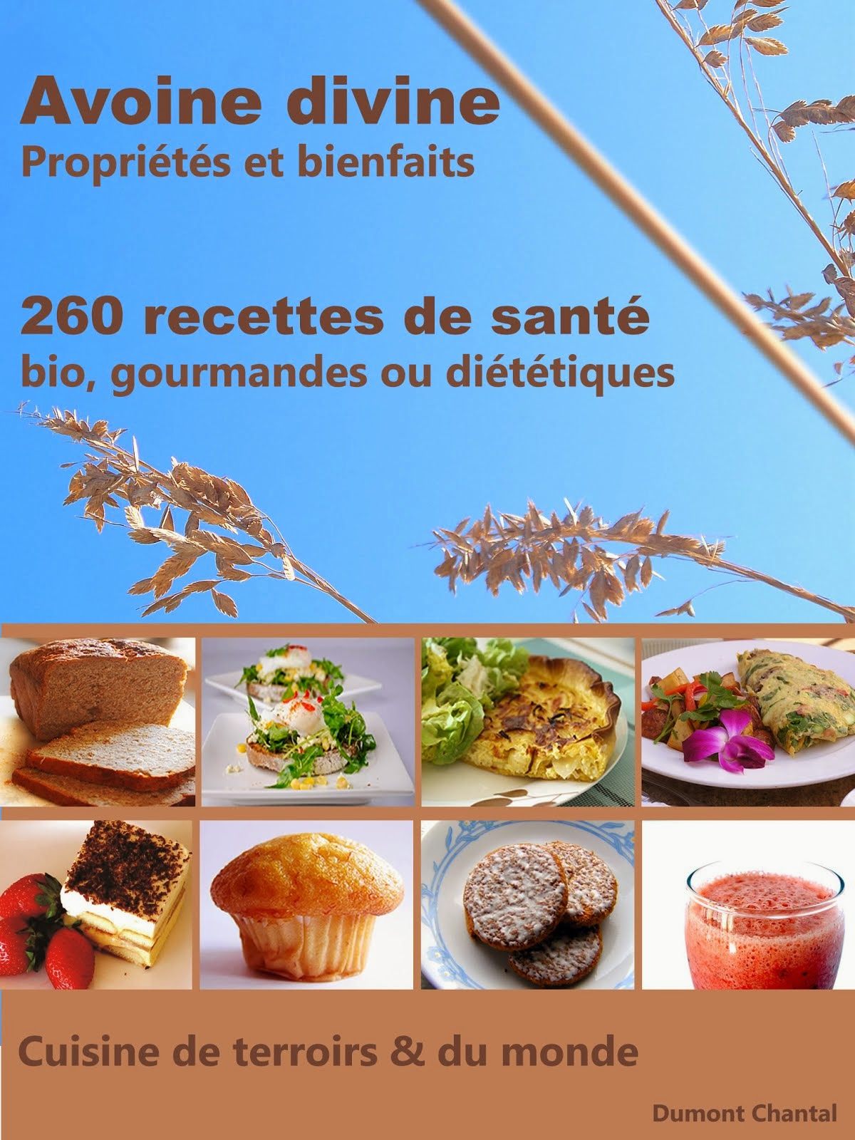 Avoine Divine : 260 recettes de santé