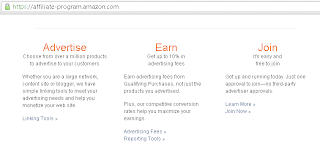 Amazon Affiliates Earn