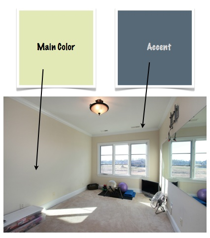what color to paint my roomWhat Color Should I Paint My Exercise Room  A Color Specialist