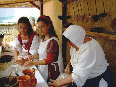 Volterra A.D. 1398 mediaeval festival