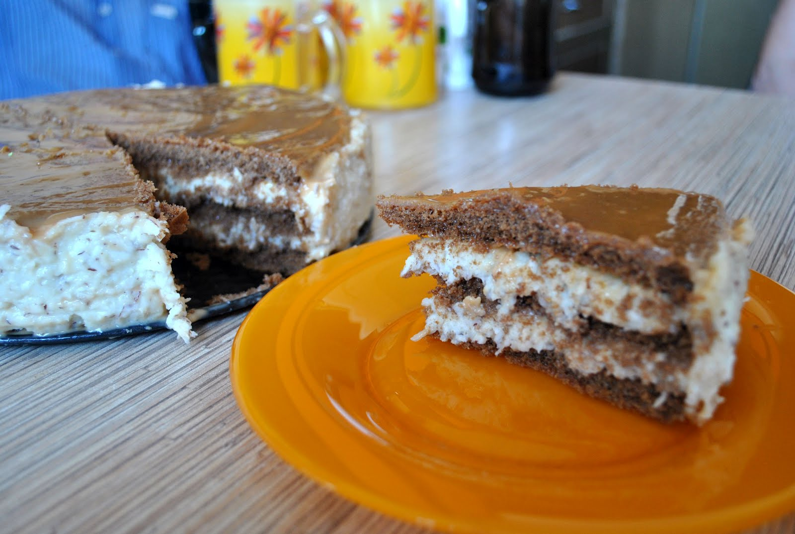 Рецепт торта баунти в домашних условиях