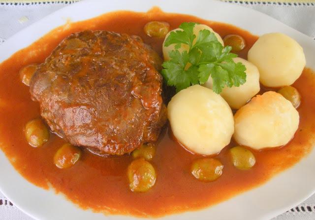 Carrilleras en salsa de piment n cocina y thermomix - Carrilladas de ternera ...