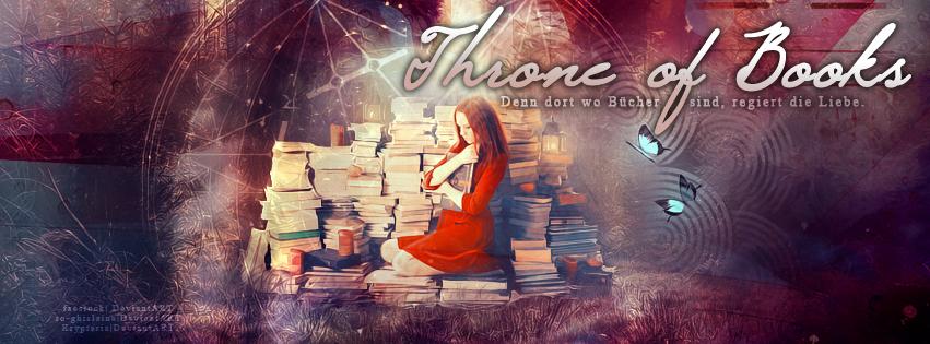 Throne of Books: weil wir Bücher lieben