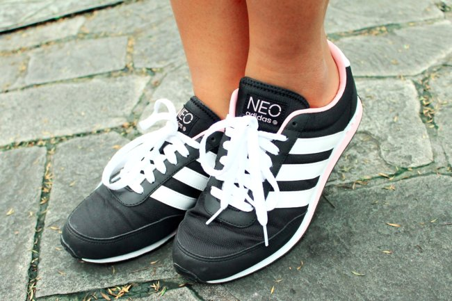 Reduced Adidas Neo Shoes - 2013 08 Selena Gomez Collection For Adidas Neo