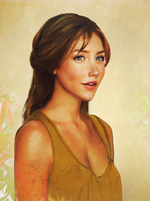 Jane Porter de Tarzan