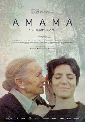 Amama - Póster