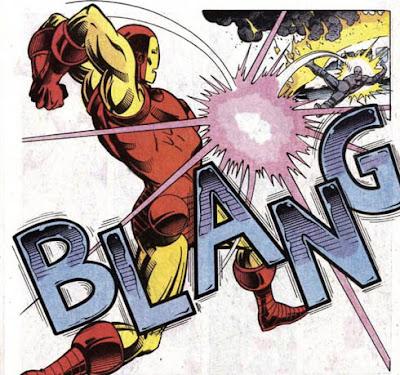 Iron Man Blang