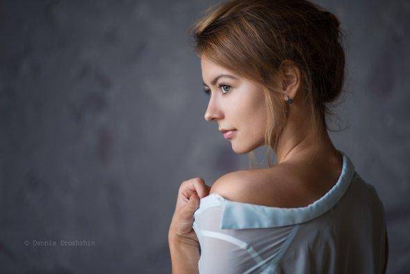 Dennis Drozhzhin fotografia fashion mulheres modelos sensuais retratos beleza Anastasia