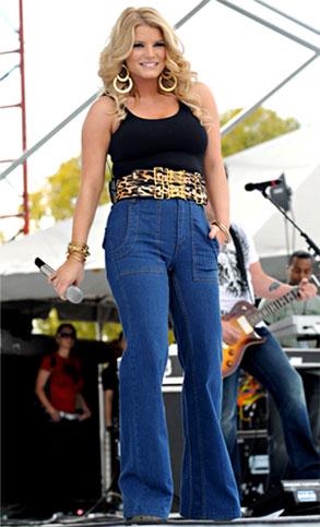 Jessica+Simpson+70%2527s+jeans