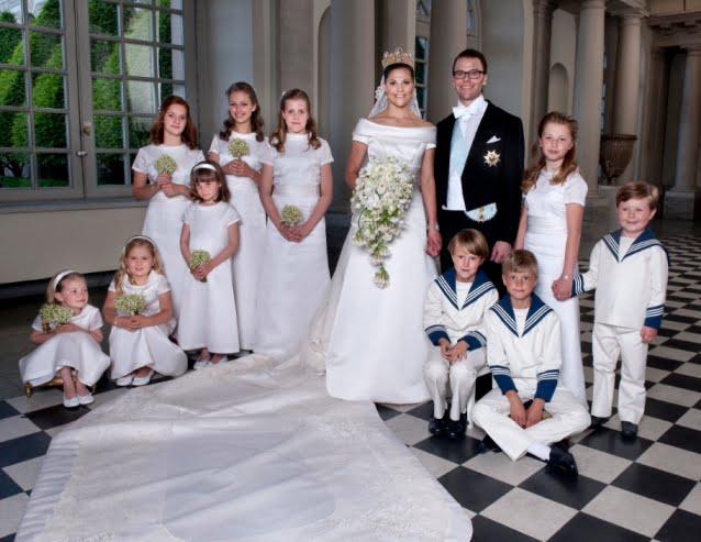 mariage royale