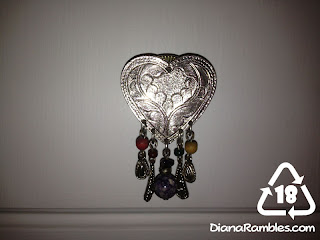 nightstand earring drawer knob